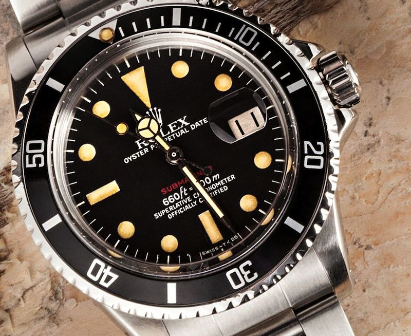 Rolex Red Submariner ref. 1680