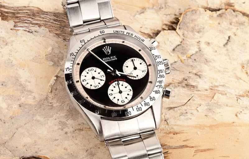 The Rolex Daytona ref 6239 is a collectible Rolex watch.