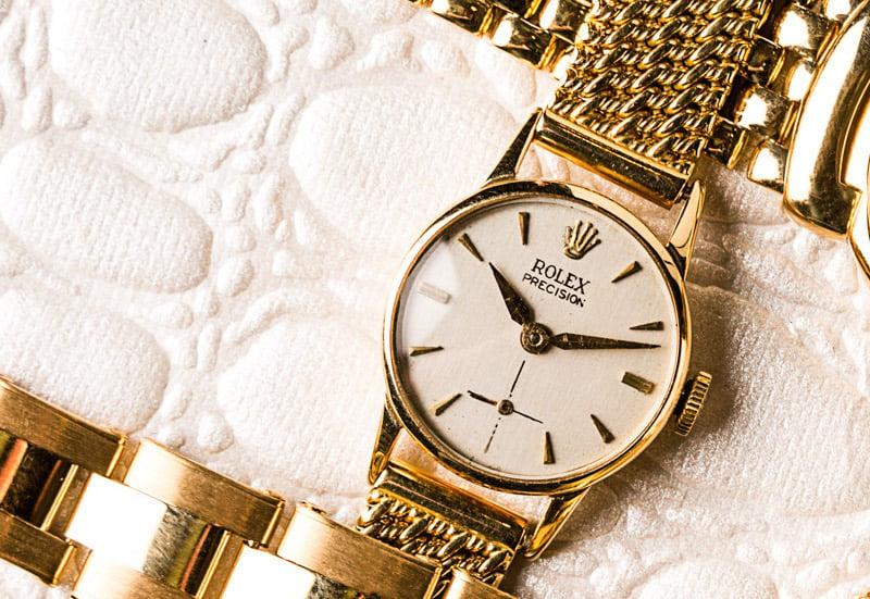 Vintage Rolex Precision