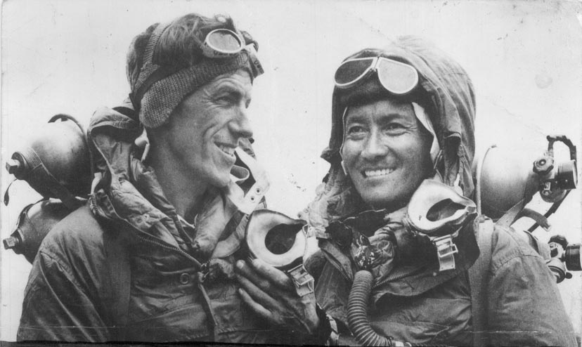 The Rolex Explorer was given to Sir Edmund Hillary prior to his trip to conquering Mr. Everest.