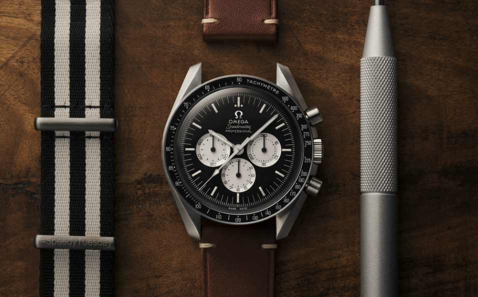 The Omega Speedmaster is one of the most beloved watches in the world