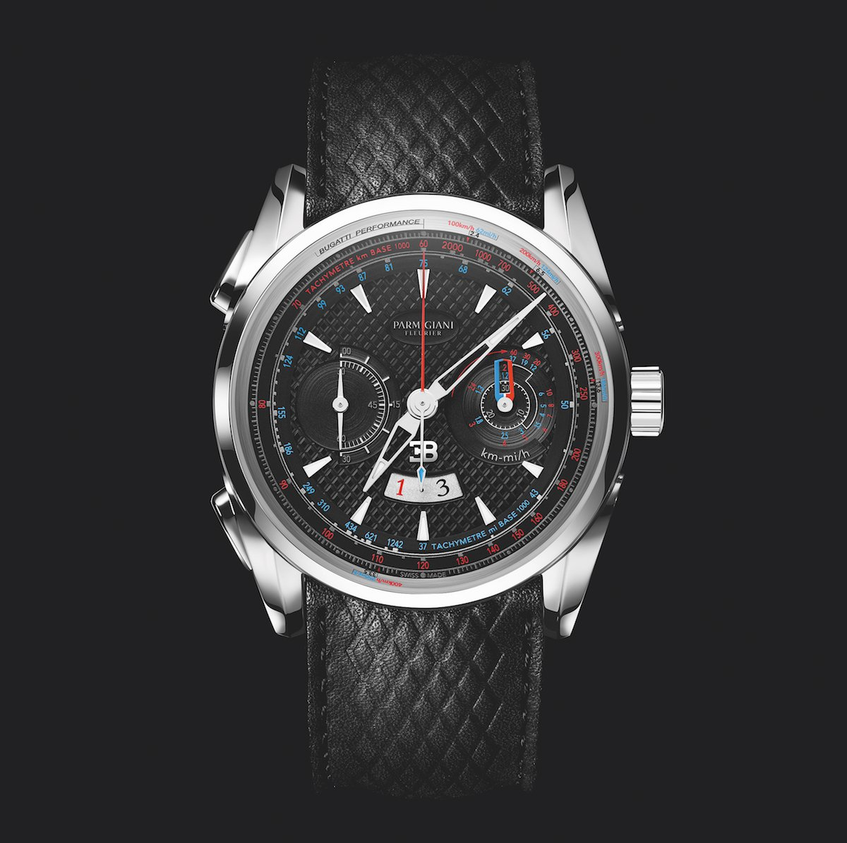 The Bugatti Aerolithe Performance is a great watch.