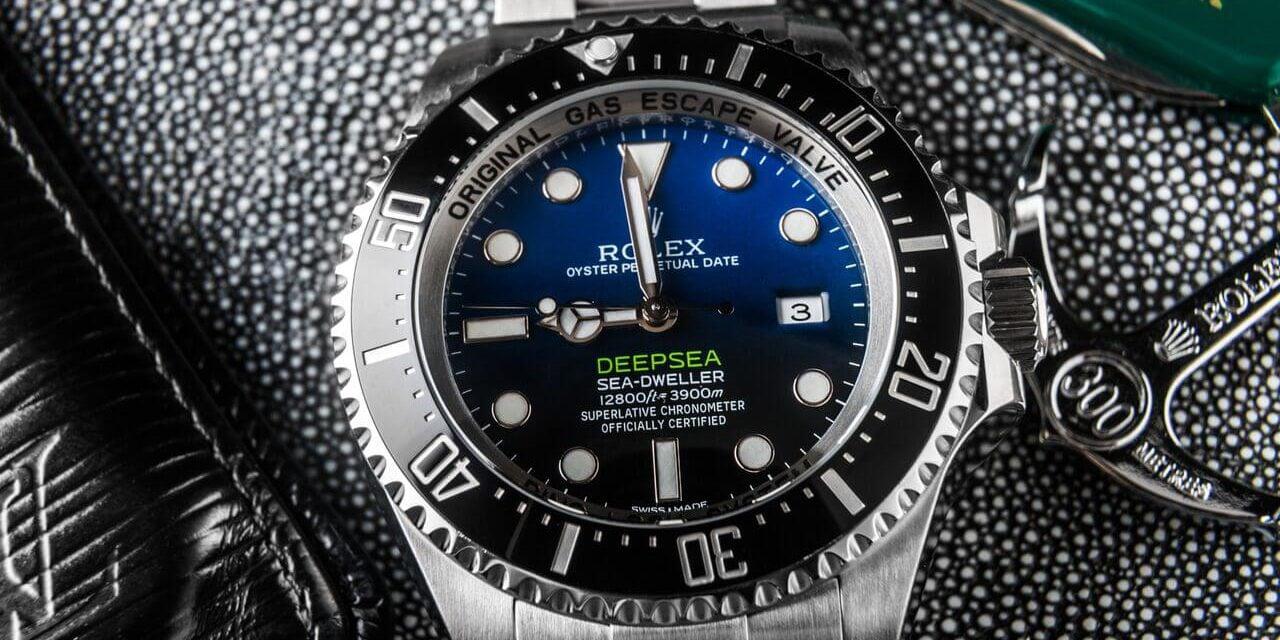 Deepsea D-Blue vs Yacht-Master II