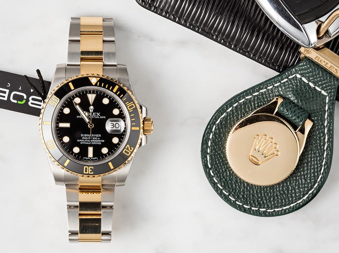 Bob's Watches is a great place to Buy Rolex Online