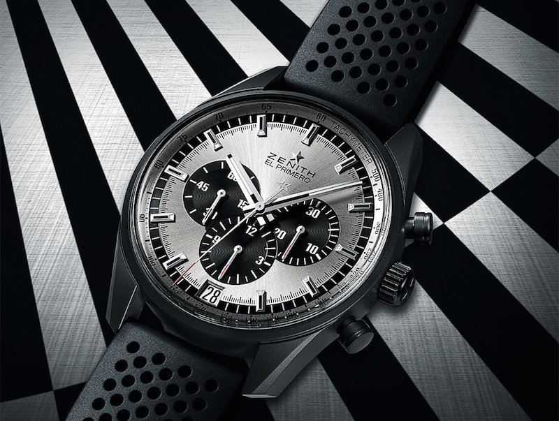 The Zenith El Primero gets a new makeover with a panda dial.