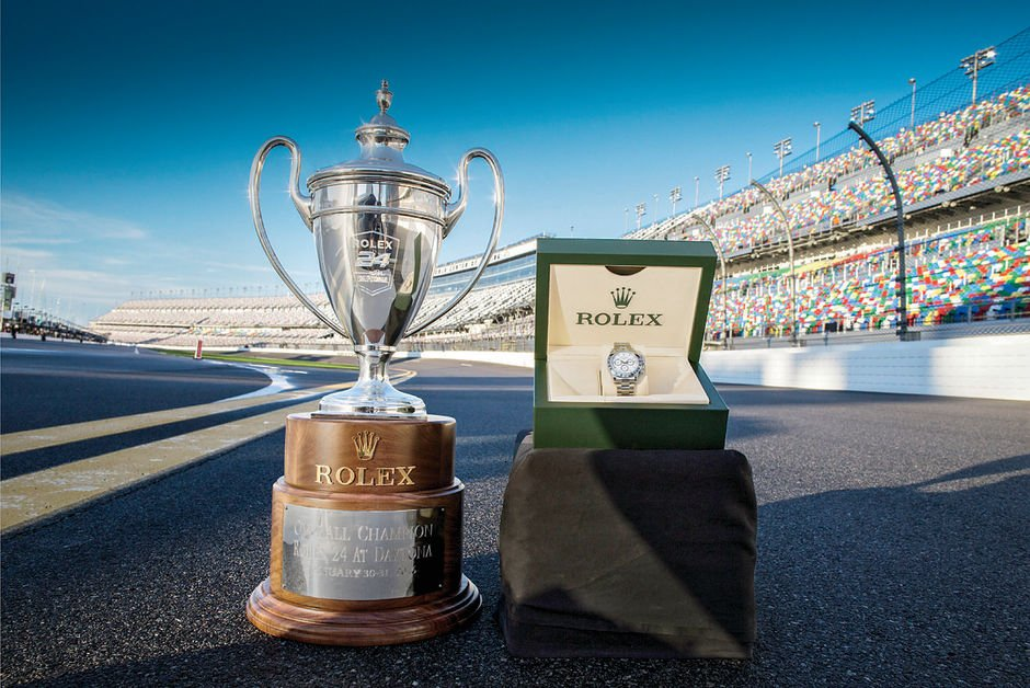 Cadillac wins Rolex 24 at Daytona.