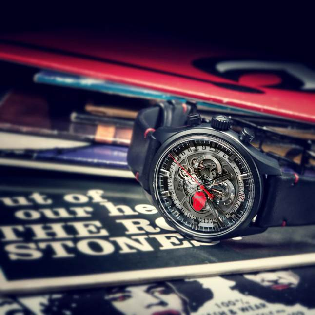 Zenith and the Rolling Stones