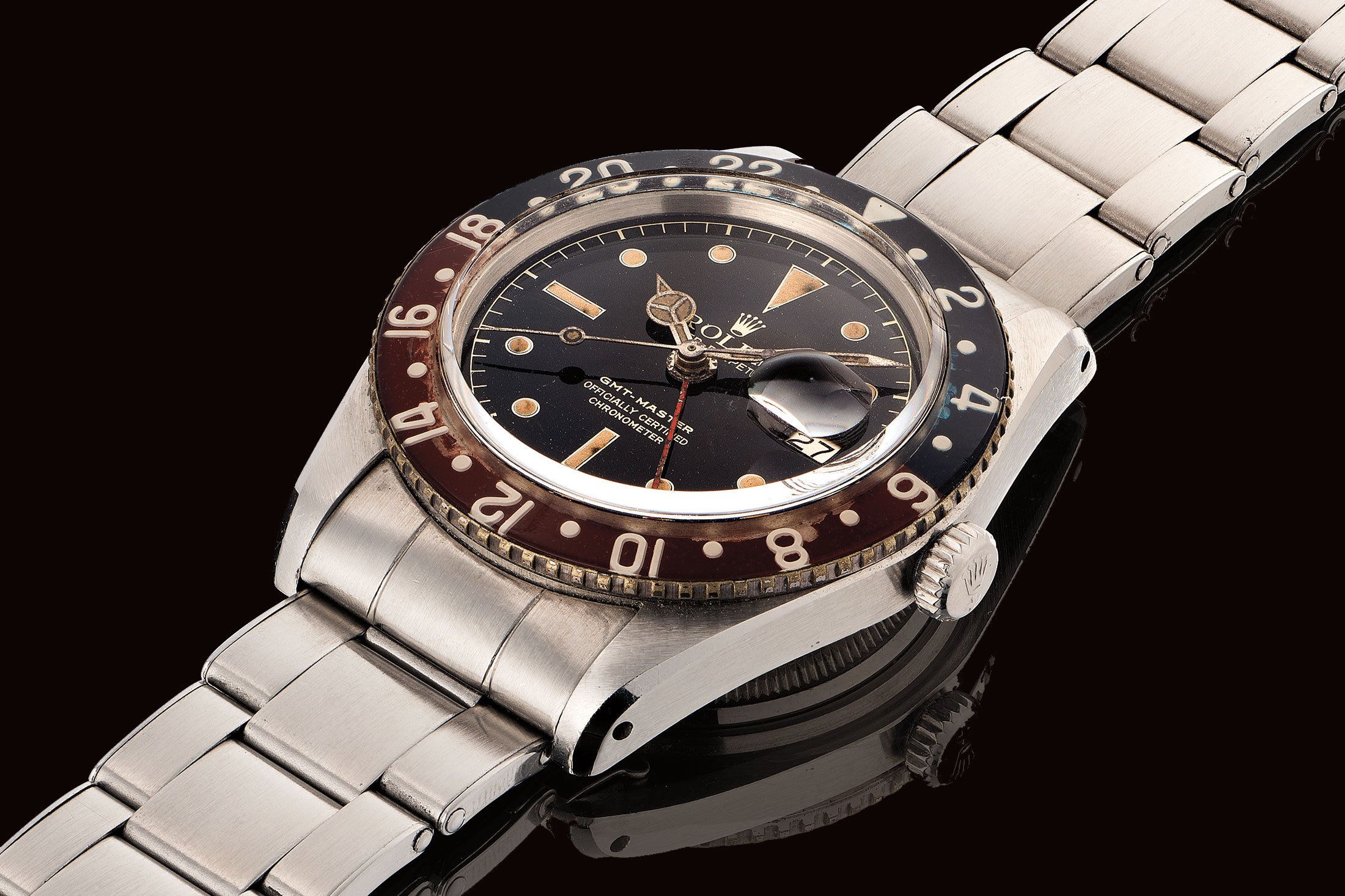 The GMT evolved from the Turn-O-Graph