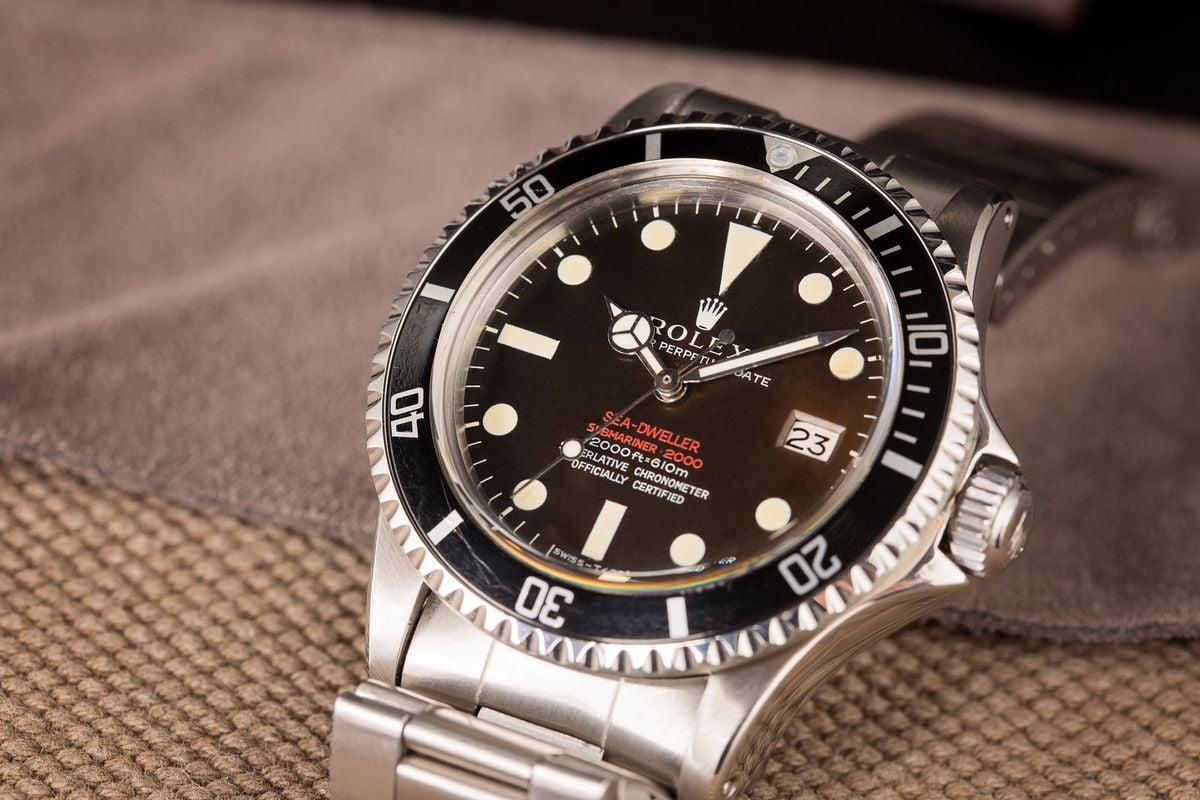 Rolex Watch Nicknames
