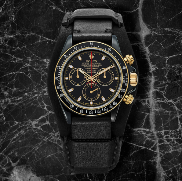 The Lenny Kravitz or the LK 01 is an expensive watch.