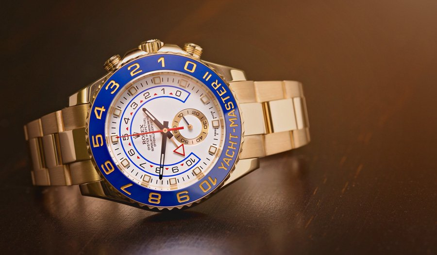 Gold Rolex Watches are continually on the rise.