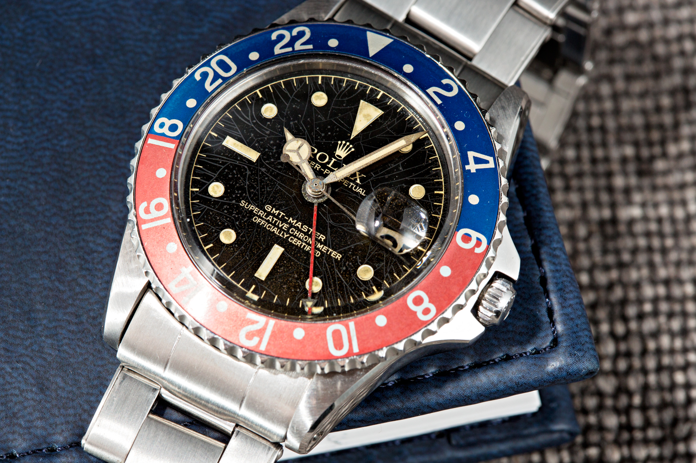 This 1675 GMT-Master is great.