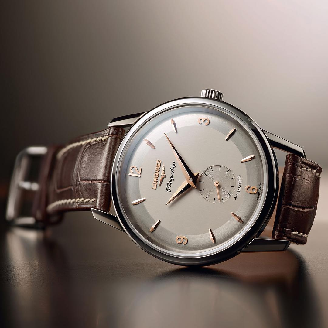 This watch is Longines flagship.