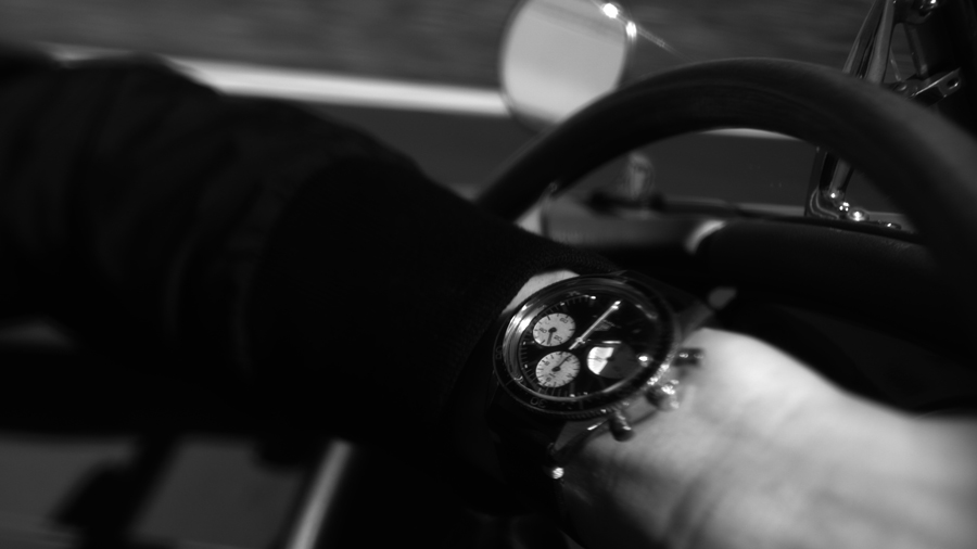 The Autavia 55 is a stunning watch by Tag Heuer.