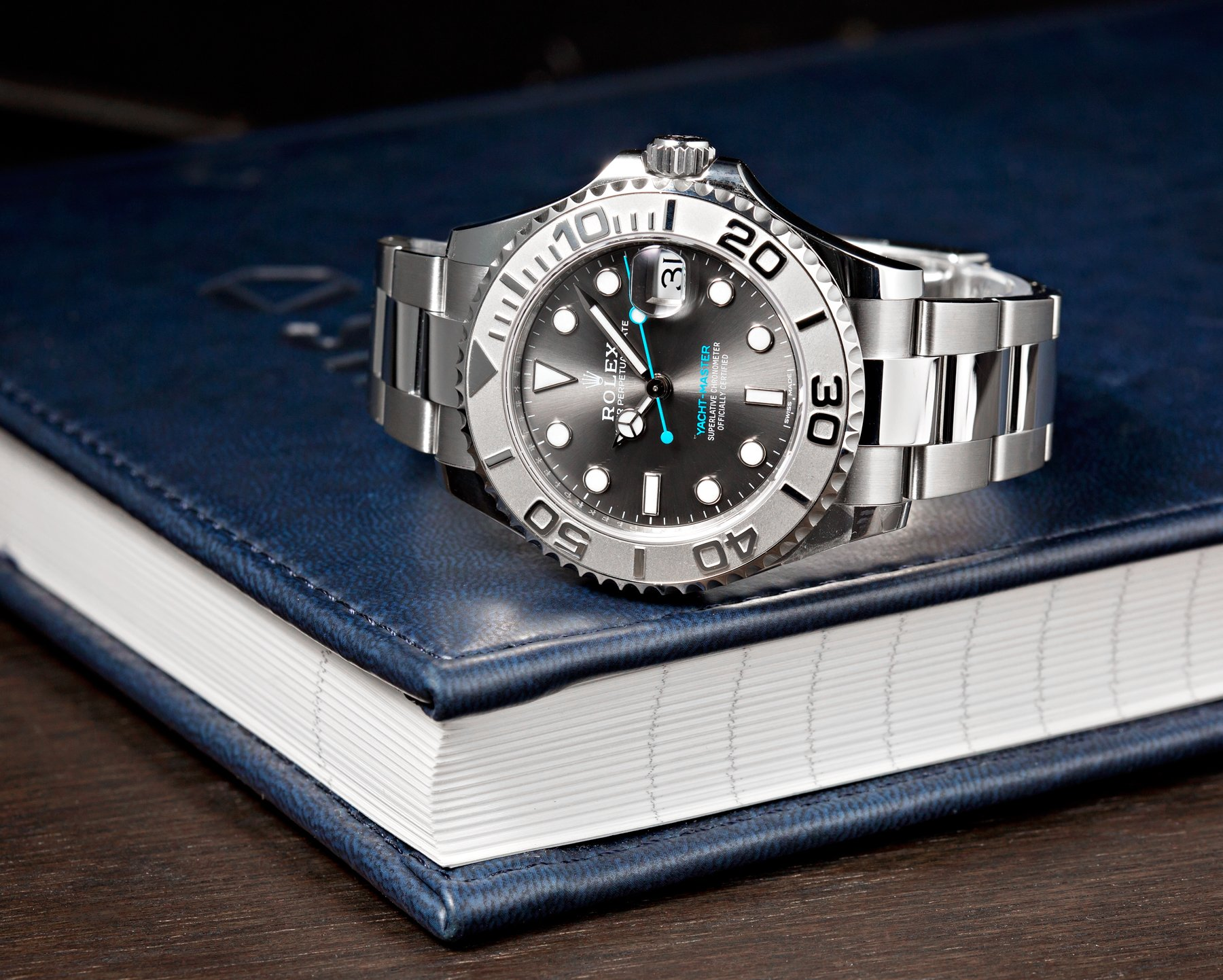 Rolex Baselworld 2016 released the Yacht-Master 40.