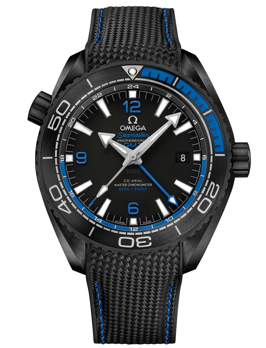 A watch for Segio Garcia.