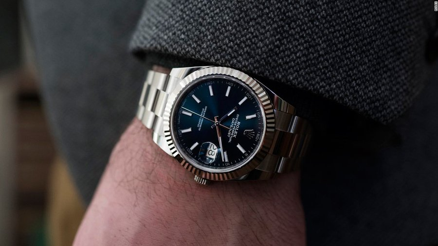 7cd14f2f9ff The Rolex Datejust 41 is Exactly the Rolex We Want