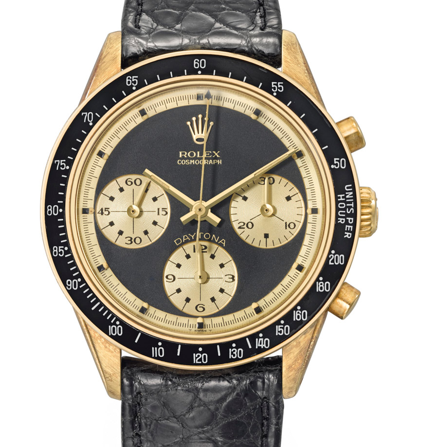 A Christie's Geneva 2017 to feature a John Player Special and Paul Newman.