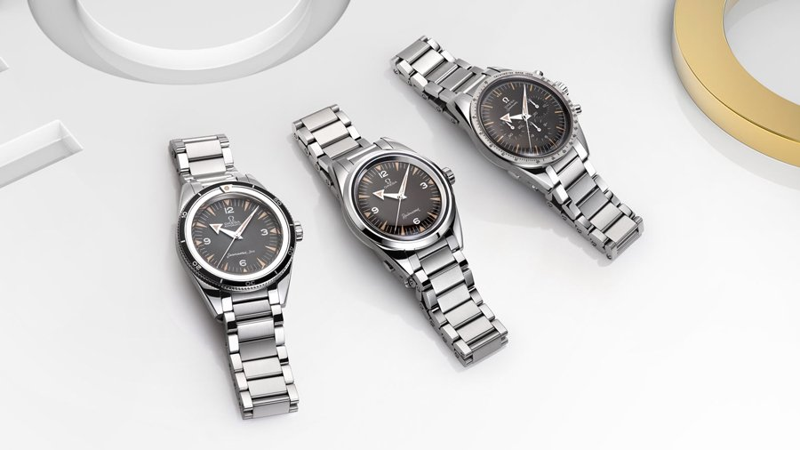 All three of these are Men's Watches.