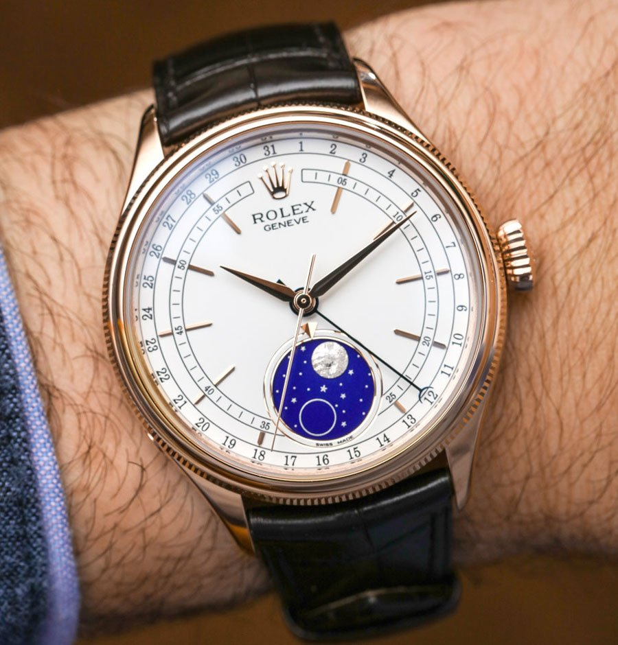 Cellini Moonphase is a great watch.