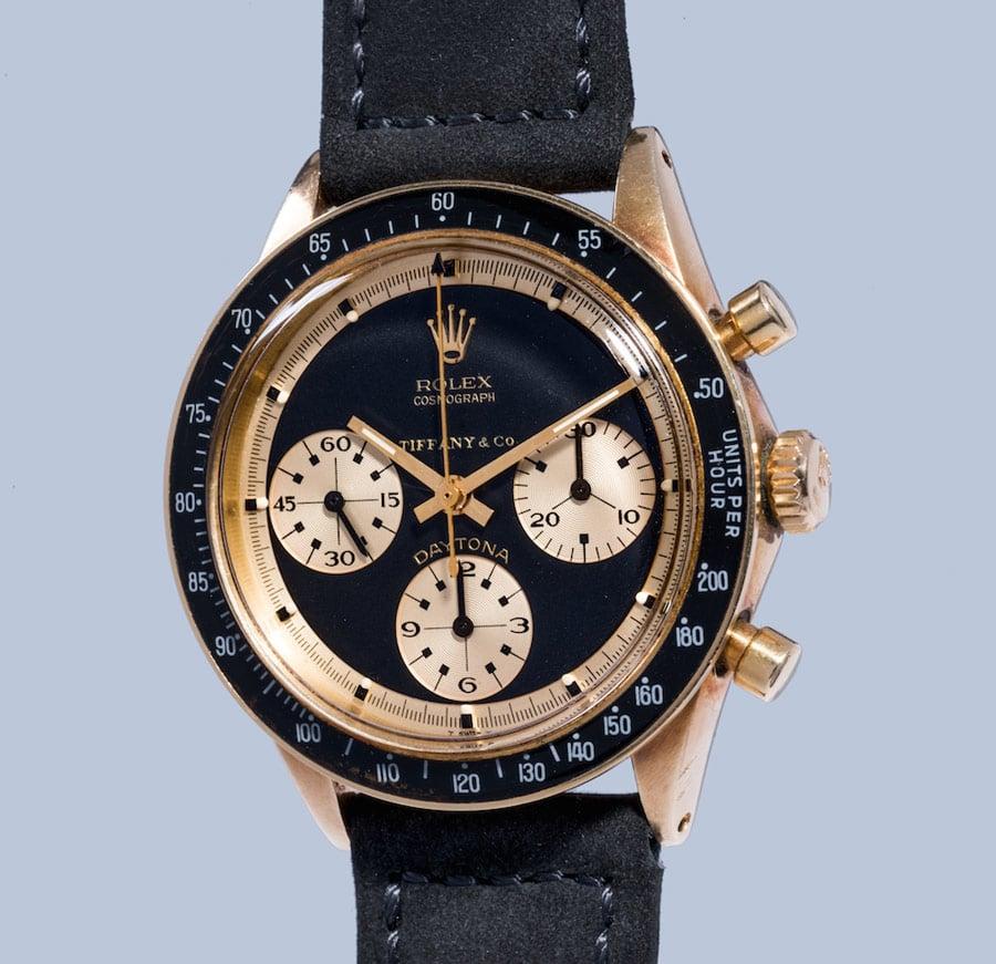 Rolex Daytona Paul Newman Auktion