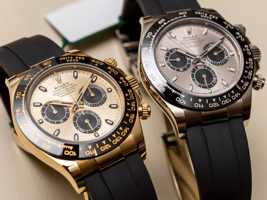 Summer Rolex Watches