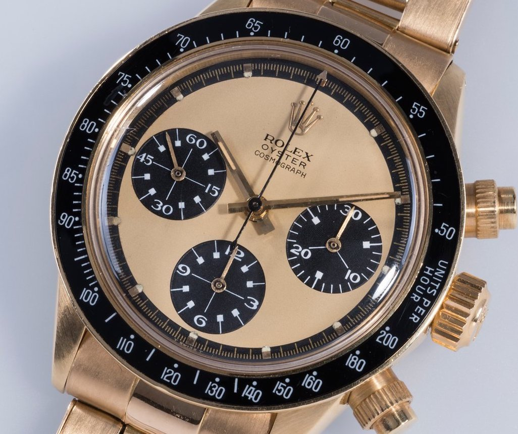 This watch set to be auctioned off at Philips will probably set a record.