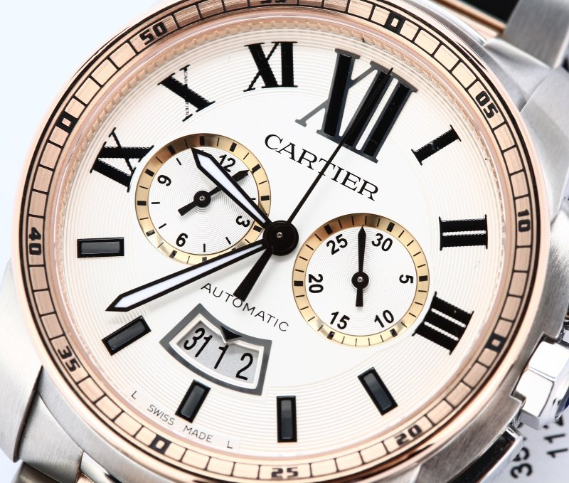 The Cartier W7100042 is a great watch.