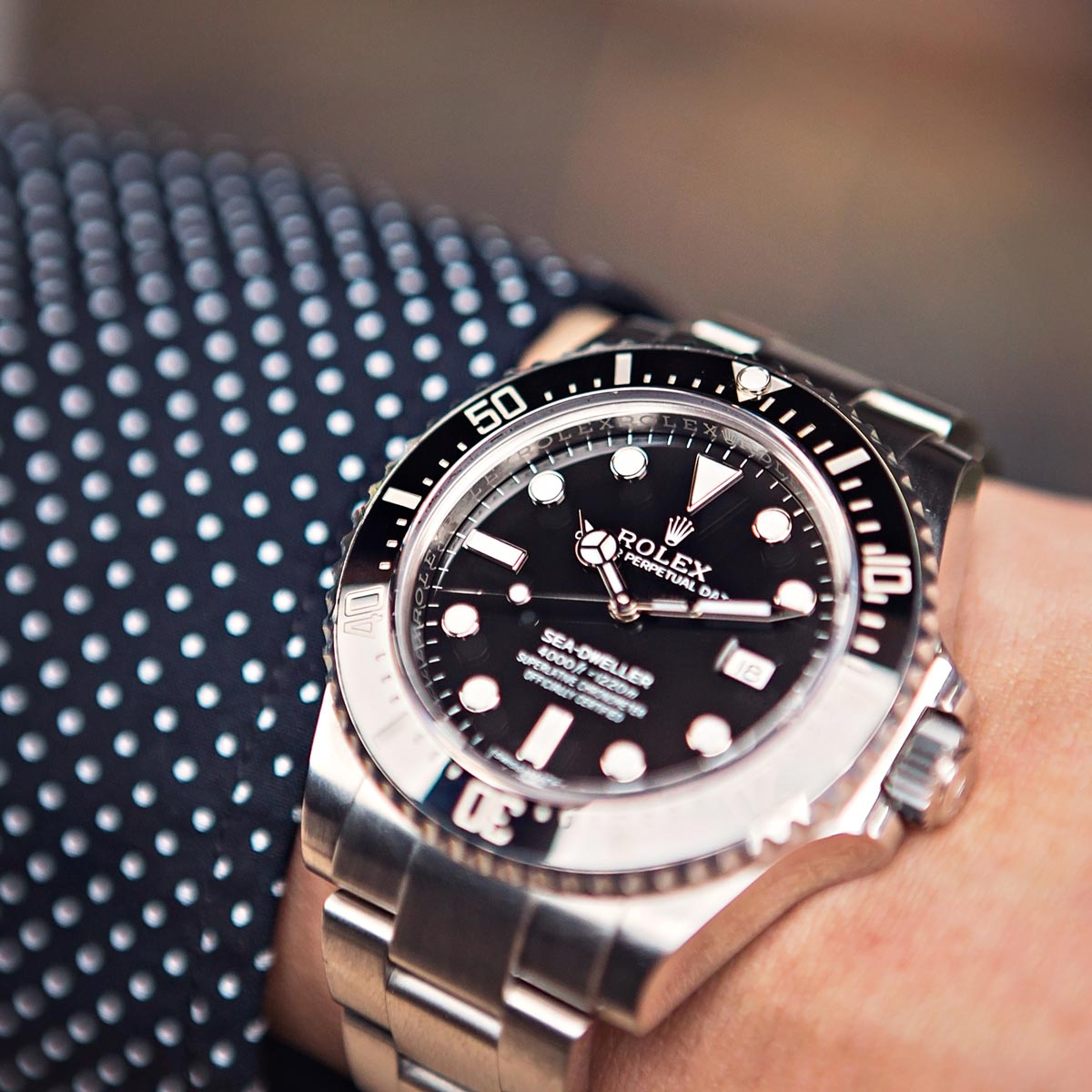 Sea-Dweller Reference 116600