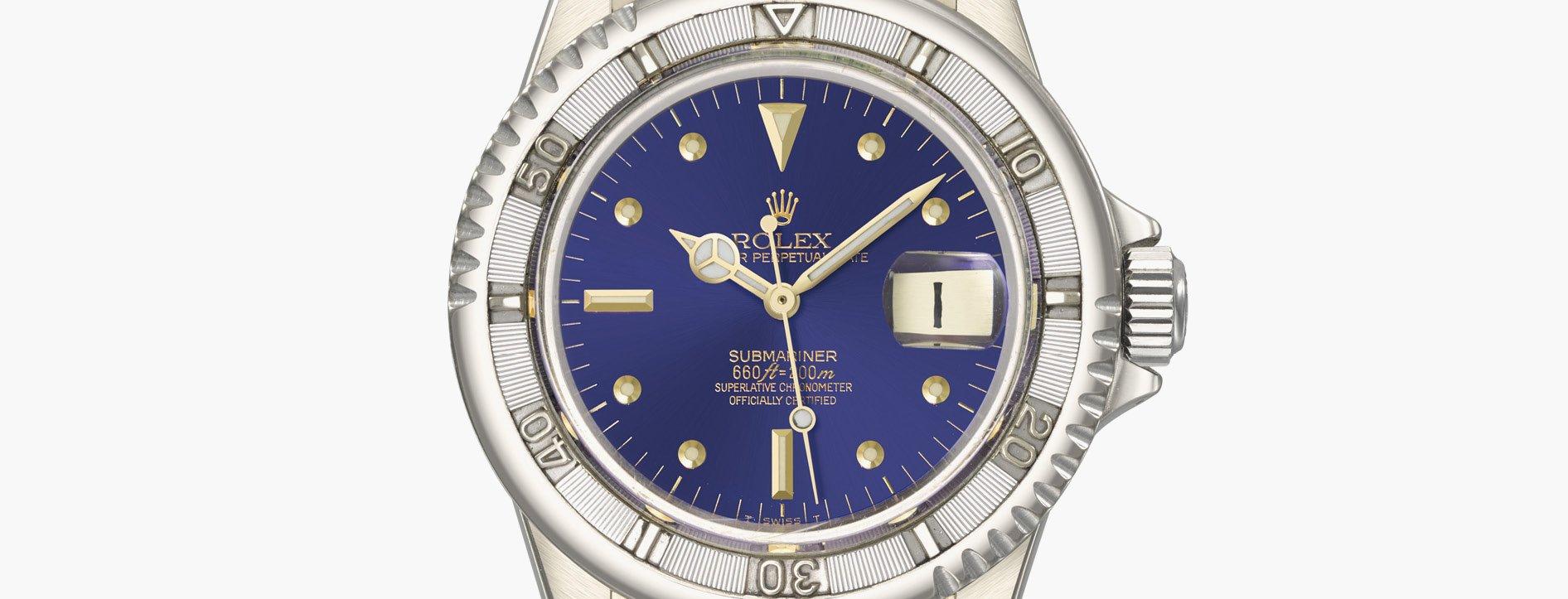 Iconic Rolex Submariner