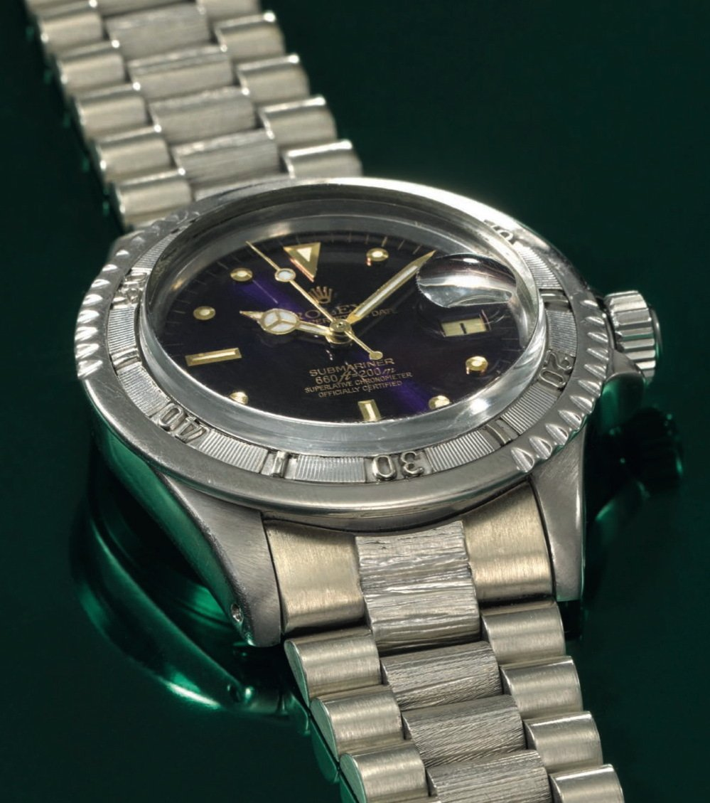 Most Expensive Submariner