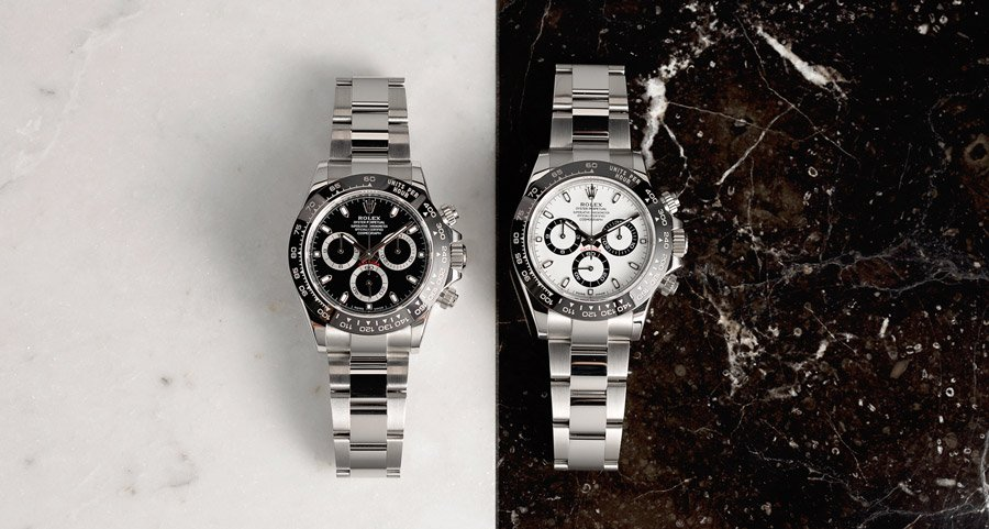 Rolex vs Apple