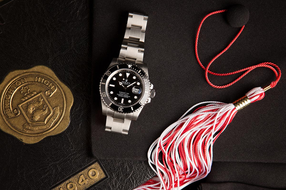 The Rolex Submariner 116610 is the only dive watch you'll ever need