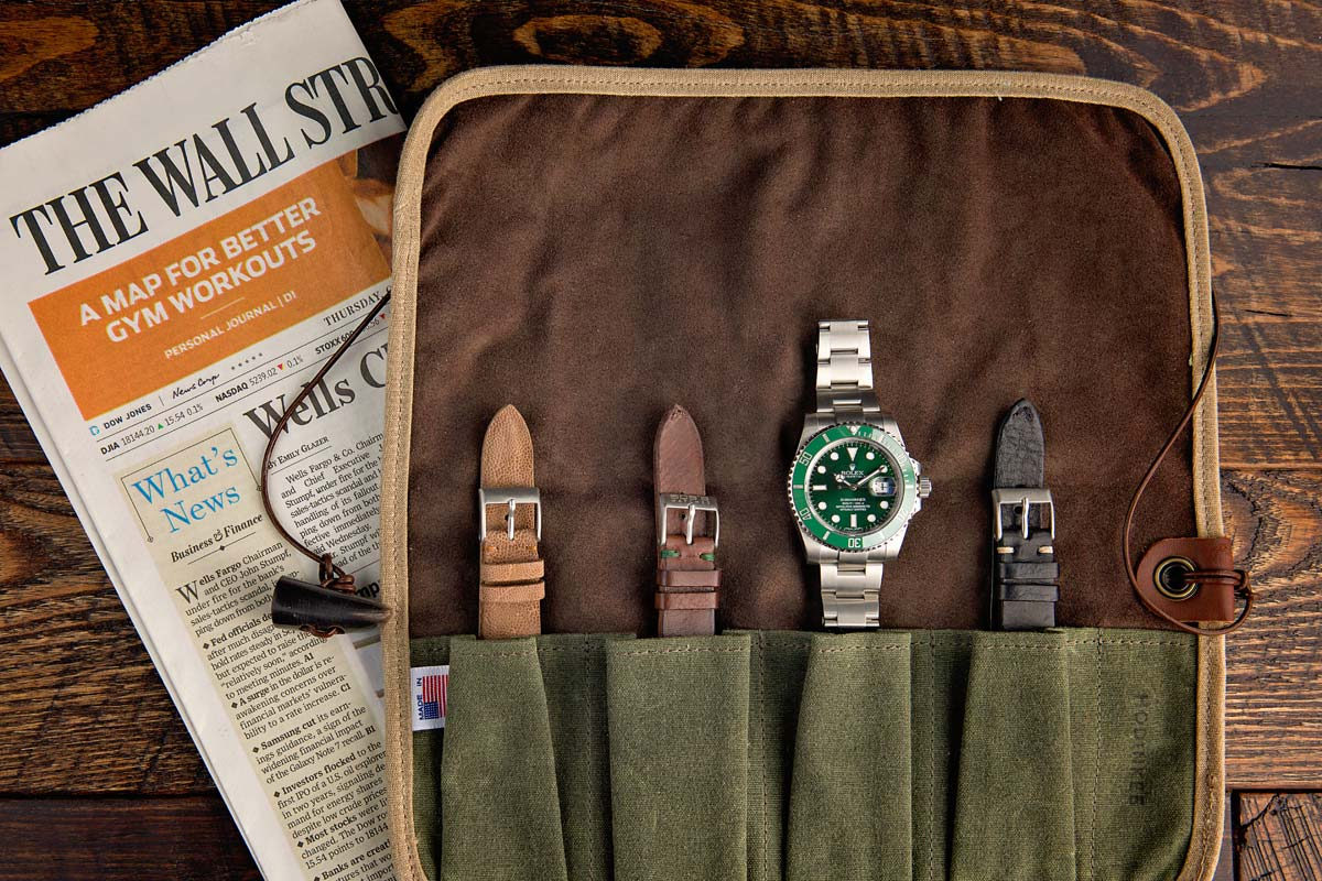 Rolex Watches Holiday Gifts for Men Hulk Submariner Green