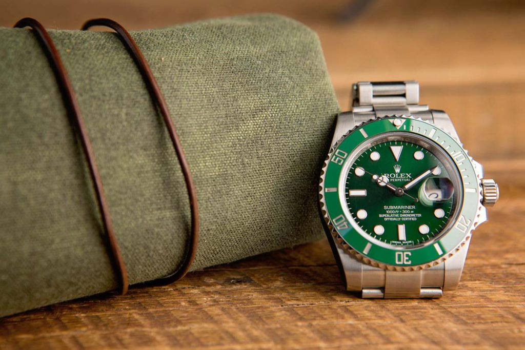Green Rolex Watches