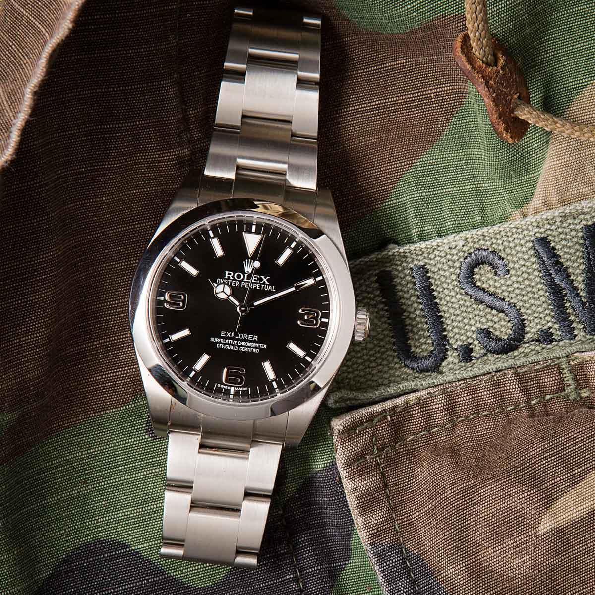 Rolex Military Watches