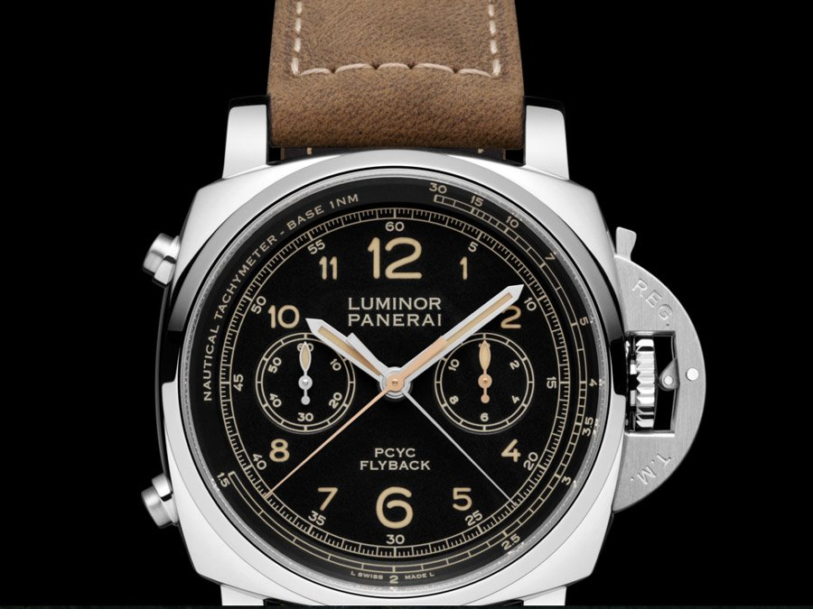 The Luminor 1950 PCYC is one great watch.