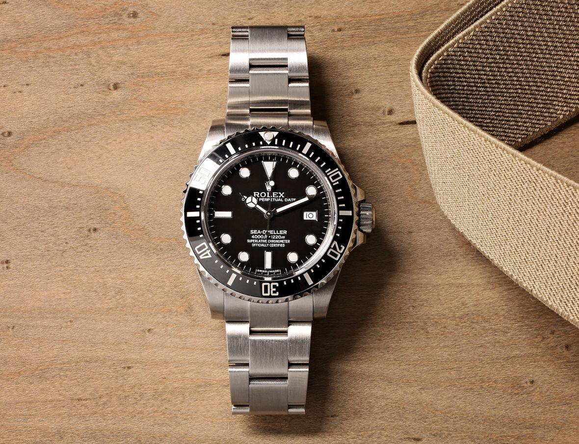 Rolex Sea Dweller 4000 Reference 116600 Review and Buying Guide