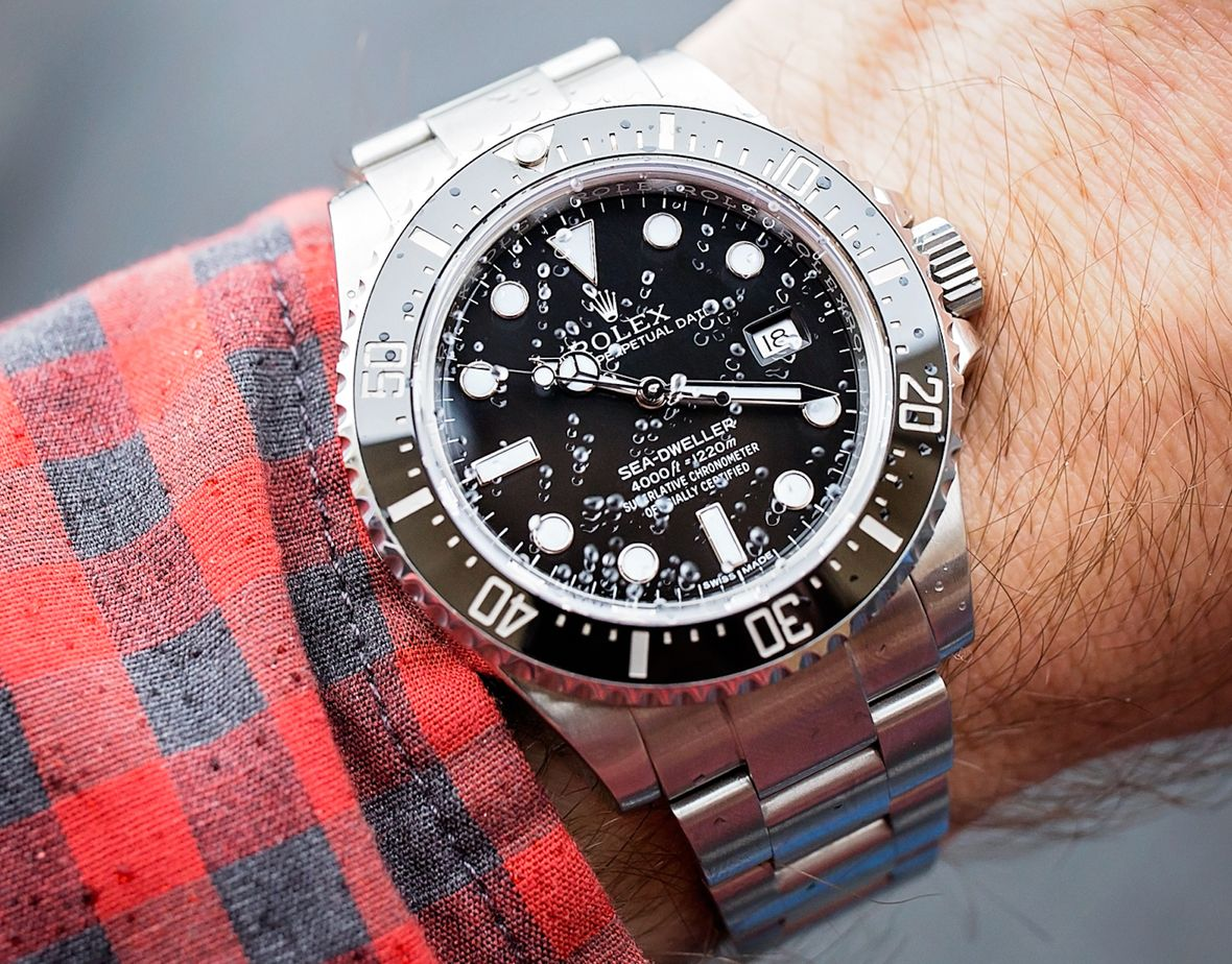 Rolex Sea-Dweller 4000 116600 Review Guide