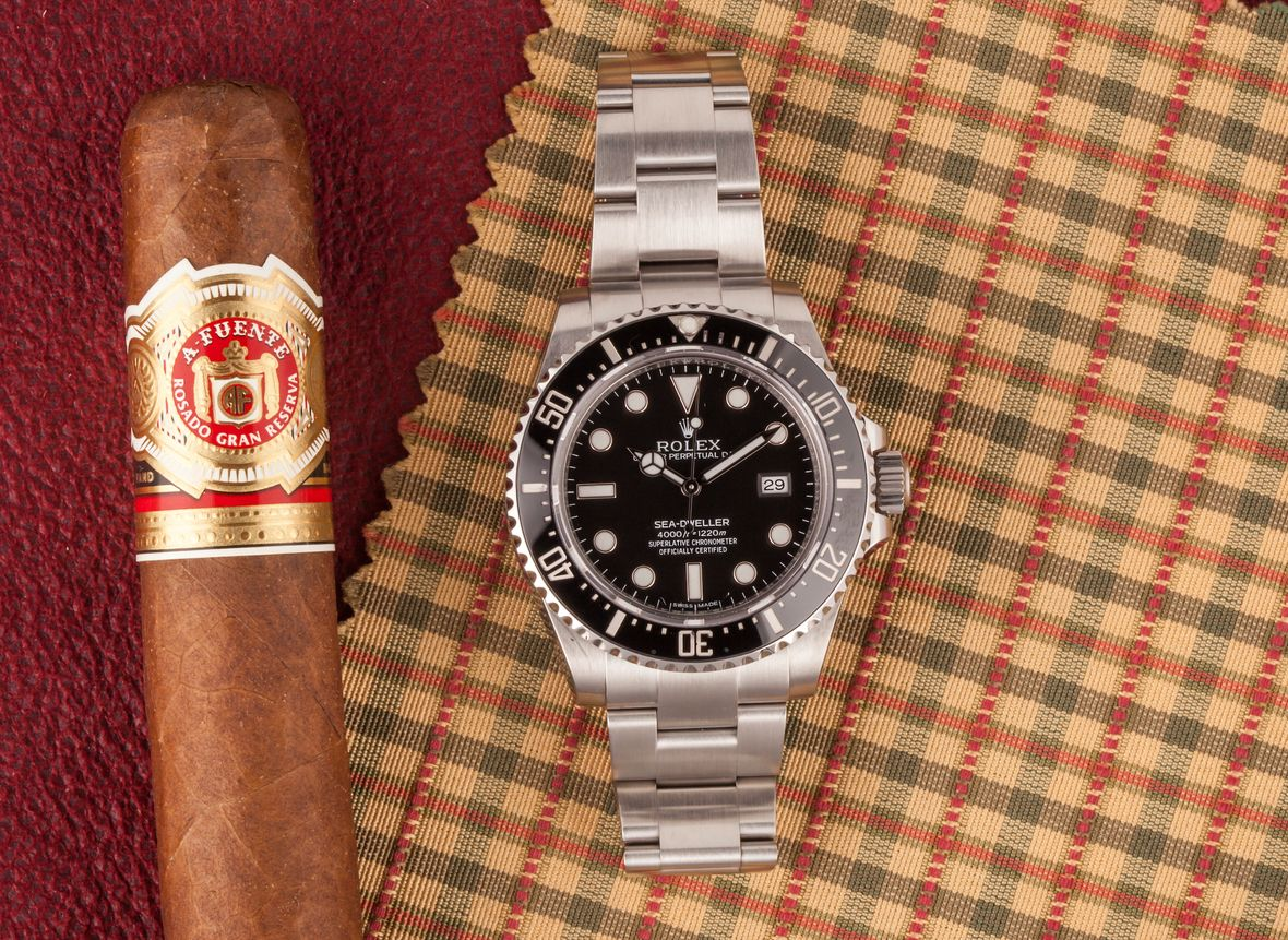 Rolex Sea-Dweller 4000 Reference 116600 Review Buying Guide