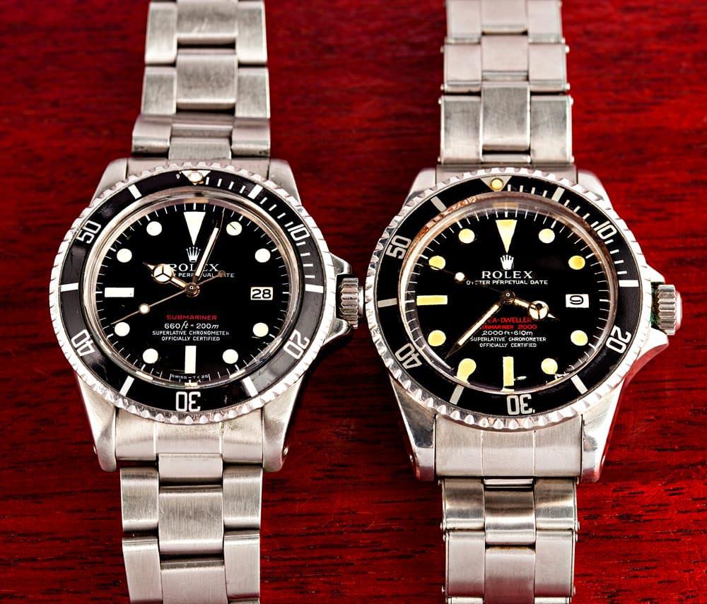 Sea-Dweller 126600