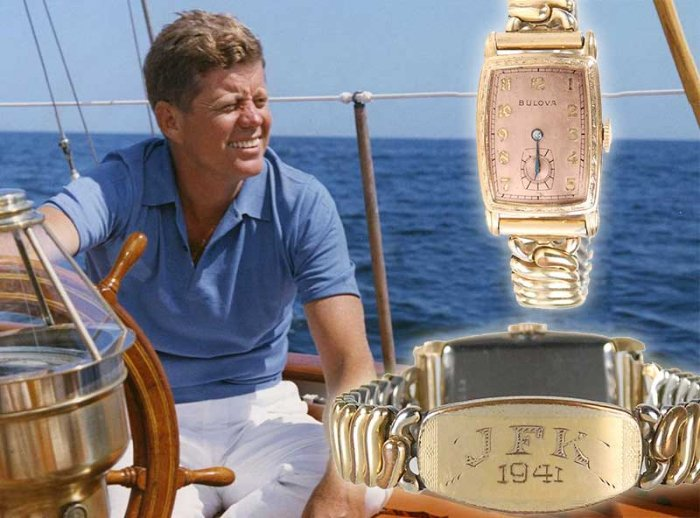 John F. Kennedy Watches