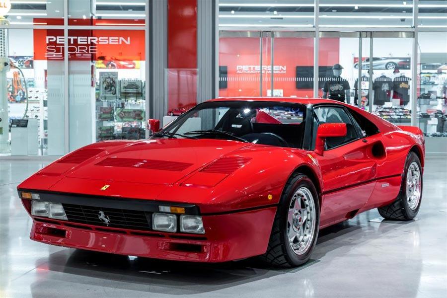 Ferrari & Rolex