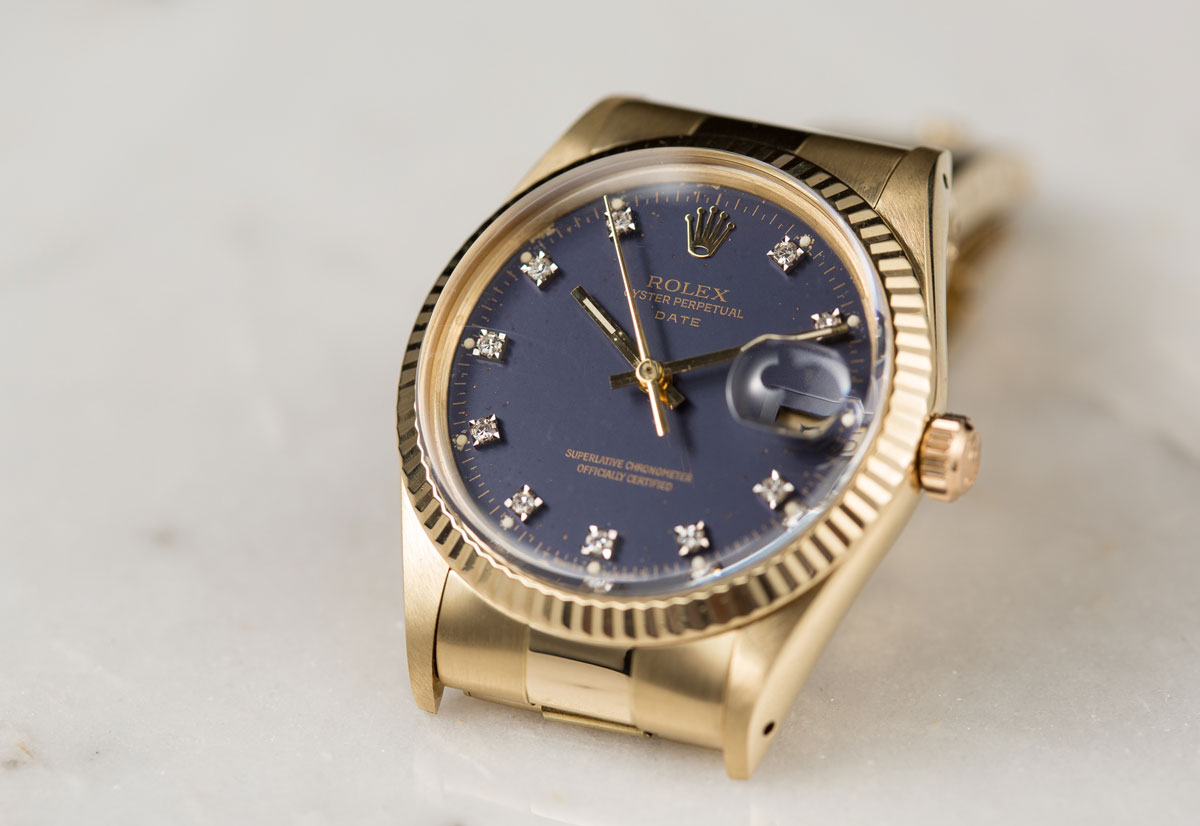 Rolex-Value-Estimator