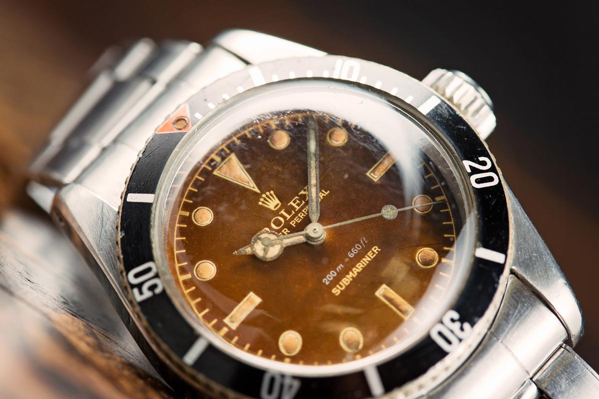 Submariner No-Date