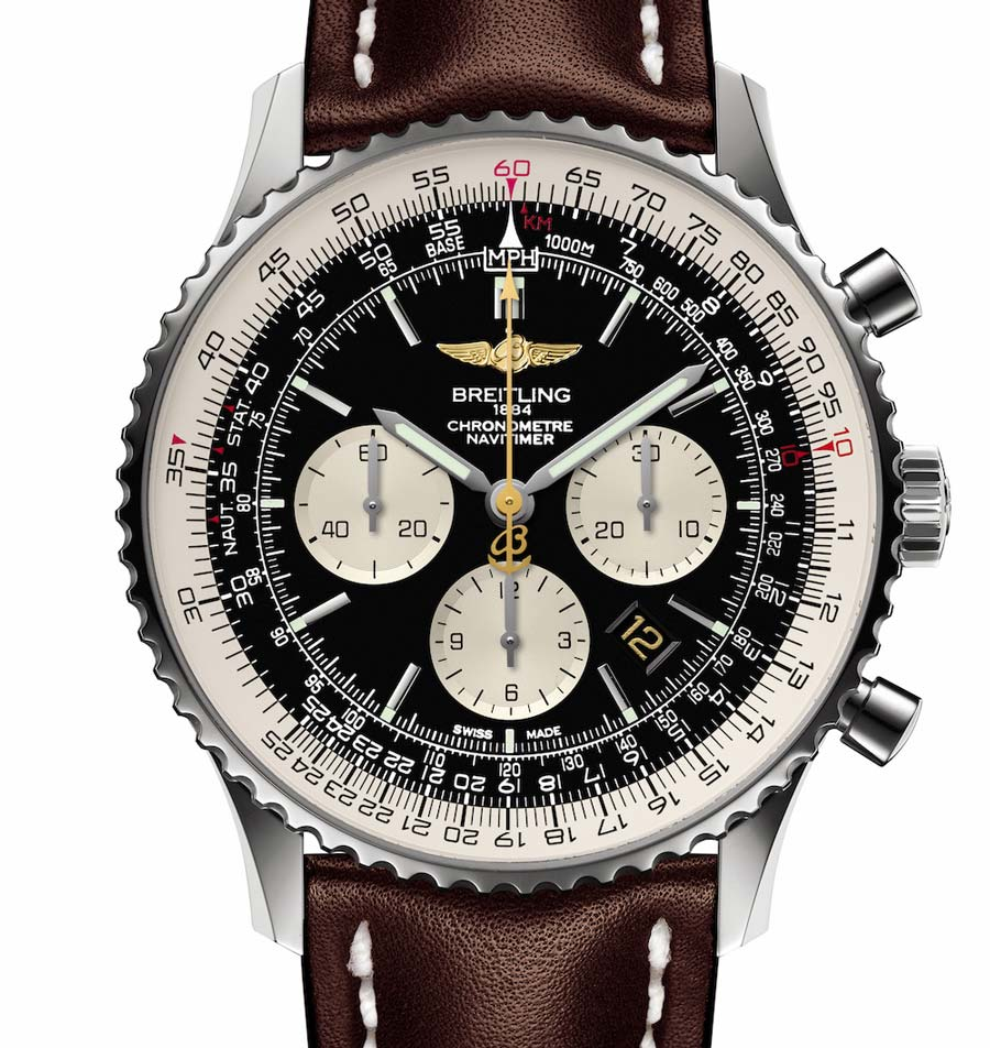 A Breitling AND it's 46mm? No thanks