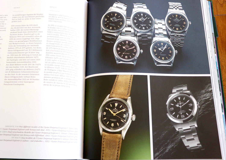 Watch Book: Rolex