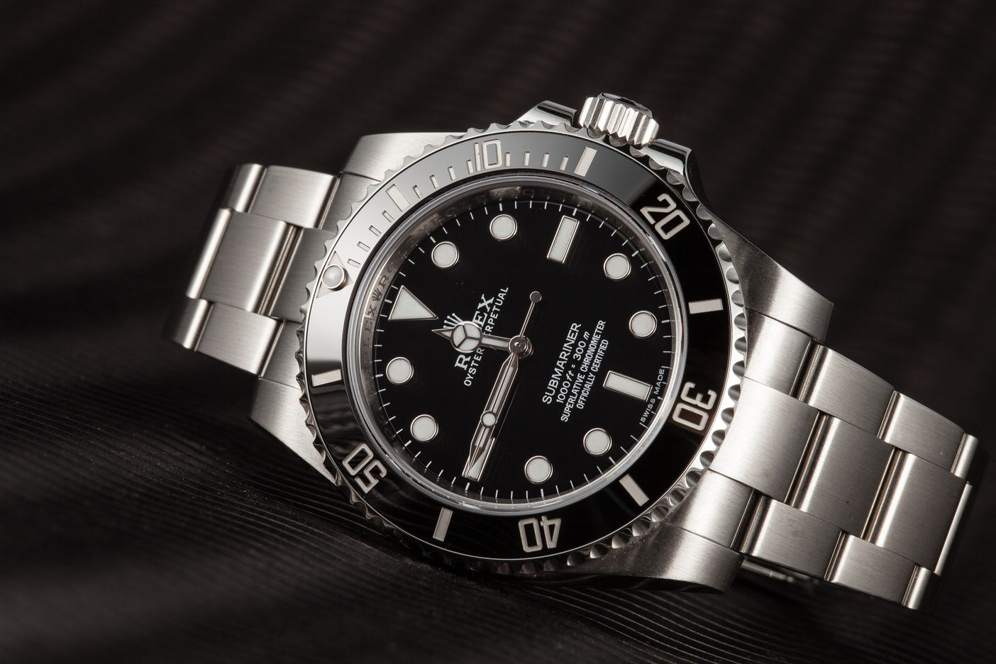 Iconic Rolex