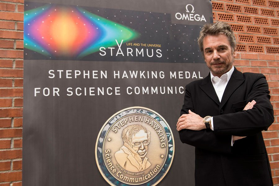 Omega and Stephen Hawking