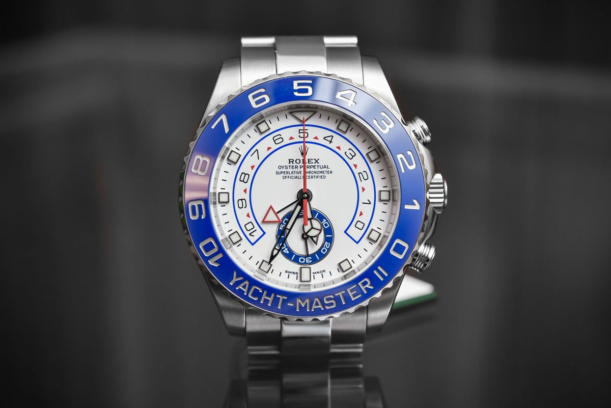 Rolex Yacht-Master II How to Set Countdown Timer 116680